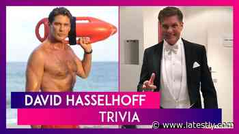 David Hasselhoff Turns 68: Interesting Facts About The Baywatch Star - LatestLY
