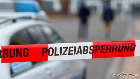 Limburgerhof: Mann tötet Offenbar Ehefrau   Ludwigshafen   SWR Aktuell Rheinland-Pfalz   SWR Aktuell - SWR