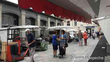 Castelnaudary. Ambiance place de village au marché de Verdun - ladepeche.fr