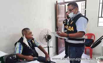 Sullana: detienen a policía de comisaría de Bellavista por presunta coima - El Regional