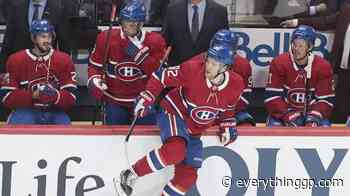 Canadiens' Drouin looking to recapture early-season form whenever NHL returns - EverythingGP