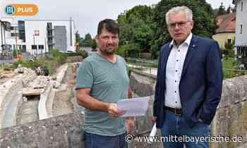 Berching – die Stadt der Baustellen - Region Neumarkt - Nachrichten - Mittelbayerische
