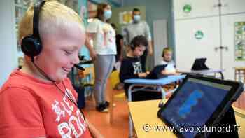 À Wimereux, du soutien scolaire cet été pour préparer le CP après le confinement - La Voix du Nord