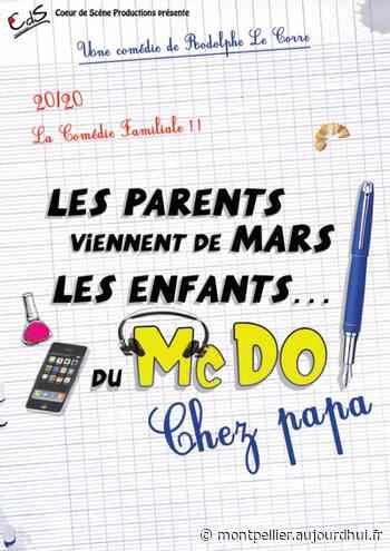 LES PARENTS VIENNENT DE MARS - LES ENFANTS DU MCDO - Le Parisien Etudiant