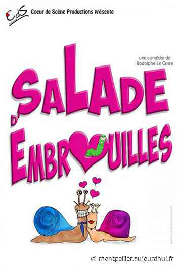 SALADE D'EMBROUILLES - Pelousse Paradise, Ales, 30100 - Sortir à Montpellier - Le Parisien Etudiant