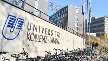 Uni Koblenz-Landau will weiter mehr Geld - Süddeutsche Zeitung