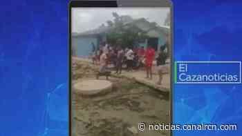 El Cazanoticias: en Sitionuevo, Magdalena, denuncian una obra de pavimentación inconclusa - Noticias RCN
