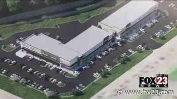 Tiger Hill Plaza shopping center coming to Broken Arrow - KOKI FOX 23