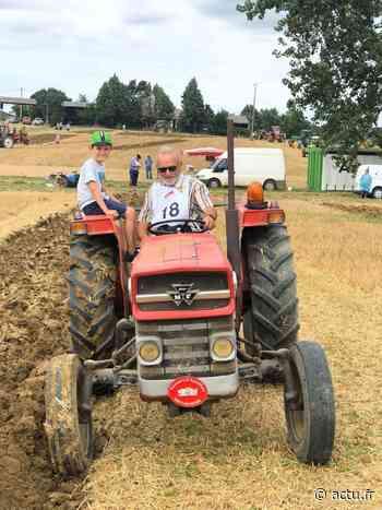 Les Jeunes agriculteurs de Villefranche-de-Lauragais vont organiser leur concours de labour - La Voix du Midi Lauragais