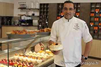 A Issoire (Puy-de-Dôme), le chocolatier Romuald Rémy vient d'ouvrir une pâtisserie - La Montagne