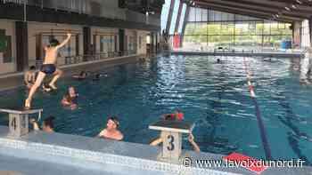 La piscine de Harnes rouvre ce lundi - La Voix du Nord