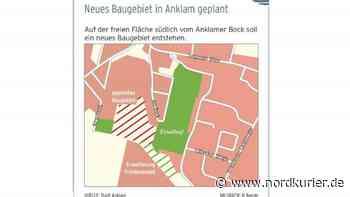Eigenheime: Neues Baugebiet in Anklam in Sicht | Nordkurier.de - Nordkurier