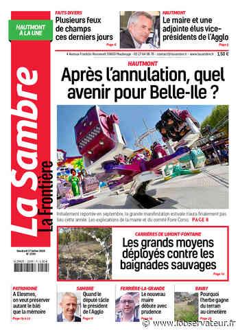 La Sambre (Hautmont) du vendredi 17 juillet 2020 - L'Observateur