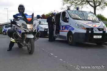 Accident à vive allure à Saint-Jean-de-la-Ruelle : un automobiliste sans permis prend la fuite mais se rend au commissariat deux jours plus tard - La République du Centre