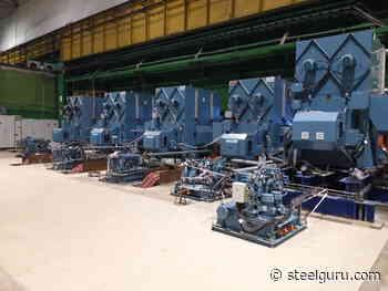 Tandem Cold Rollling Mill Restarts at Severstal Cherepovets Work - SteelGuru