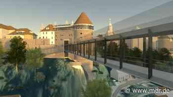 Visionäre Pläne für neue Spreebrücke in Bautzen - MDR