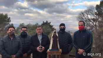 Mons. Araya saludó a la comunidad en la fiesta de la Virgen del Carmen - Aica On line