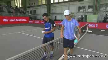 Bett1 Aces Highlights: Jannik Sinner vs Roberto Bautista Agut - Eurosport - ENGLAND (UK)