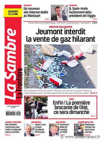 La Sambre (Jeumont) du vendredi 17 juillet 2020 - L'Observateur