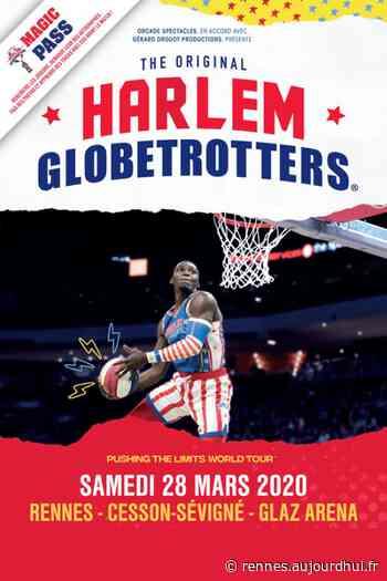 HARLEM GLOBETROTTERS - GLAZ ARENA RENNES, Cesson Sevigne, 35510 - Sortir à Rennes - Le Parisien Etudiant