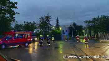 Gefahrgutaustritt auf einem Firmengelände in Neustadt an der Donau - Wochenblatt.de