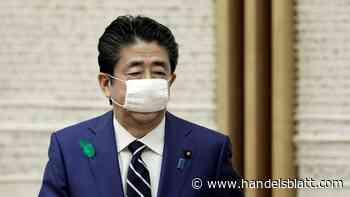 Kommentar: Shinzo Abe hat in der Coronakrise falsch kalkuliert - Handelsblatt