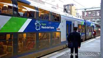 Le trafic perturbé entre Amiens et Creil à cause d'un incendie dans un TER - France Bleu