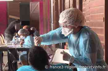 """""""Je peux encore servir"""" : 5 soignants de l'hôpital de Creil partent en Guyane pour lutter contre le coronaviru - France 3 Régions"""