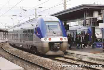 Un TER pour aller de Paris à Lille en passant par Creil en 2021 - Courrier Picard
