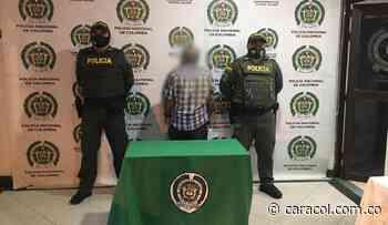 Detenido en Chinchiná por ofrecerle dinero a un menor para tener relaciones - Caracol Radio