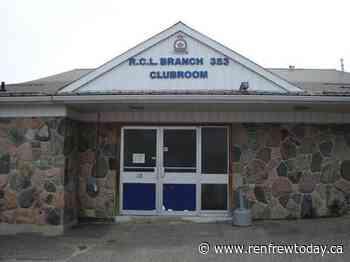 Eganville Legion at risk of closing due to COVID-19 - renfrewtoday.ca