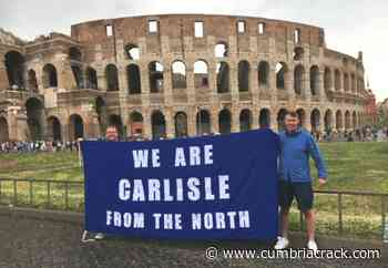 Carlisle United Official Supporters Club seek new members | Cumbria Crack - Cumbria Crack
