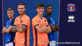 Carlisle United launch new kit for 2020/21 season - News & Star