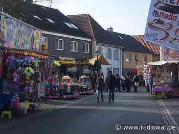 Allerheiligenmarkt in Sassenberg abgesagt - Radio WAF