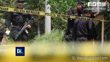 Dos pandileros mueren tras atacar a un grupo de policías en Jucuarán - Diario Libre