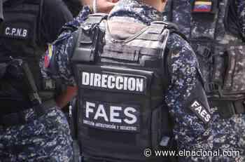 Asesinaron en Charallave a un funcionario de la FAES - El Nacional