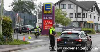 Supermarkt in Roetgen: Anonymer Anrufer droht mit Bombenexplosion - Aachener Zeitung