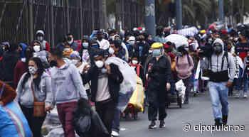 Santa Anita: ambulantes informales piden volver a las calles tras fin de cuarentena - ElPopular.pe