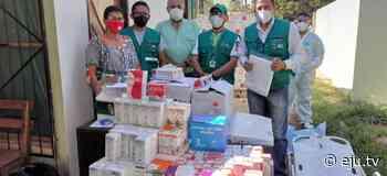 Brigadas médicas de la Gobernación llegaron hasta San Matías - eju.tv