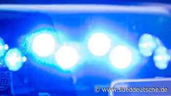 Polizei fahndet nach gescheitertem Tankstellenräuber - Süddeutsche Zeitung