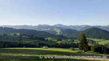 Auszeit vom Corona-Stress - Oberstaufen: Erholsames Funkloch im Oberallgäu - Abendzeitung