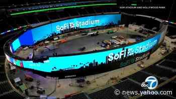 First looks at the new SoFi Stadium in Inglewood - Yahoo News