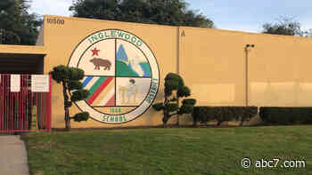 Inglewood Unified School District begins plans for virtual learning model - KABC-TV