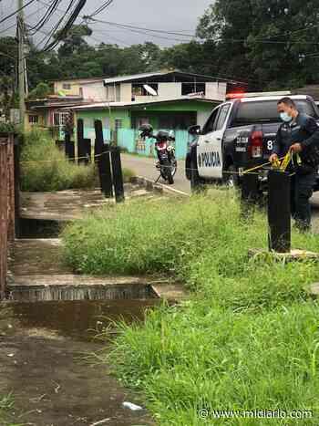 Lo asesinan en Villa Luisa de Puerto Pilón en Colón - Mi Diario Panamá