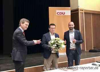 CDU Parteitag in Ramstein-Miesenbach: Marcus Klein einstimmig nominiert - Landstuhl - Wochenblatt-Reporter