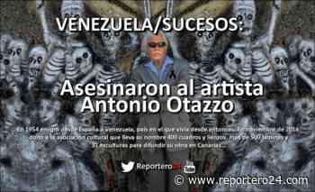 MARACAY: Alejandro Otazzo fue asesinado en su casa (Cagua) - reportero24