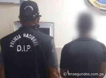 Capturan a un presunto vinculado a un homicidio en Puerto Caimito en La Chorrera - En Segundos