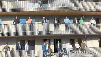 Straubenhardt: Gemeinderäte besuchen die Hoffnungshäuser - Straubenhardt - Schwarzwälder Bote