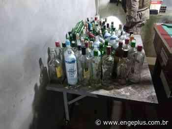 Jaguaruna: Polícia Militar encerra festa clandestina com mais de 150 pessoas neste sábado - Engeplus