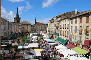 Craponne-sur-Arzon candidate au concours du plus beau marché de la région - La Commère 43 - La Commère 43